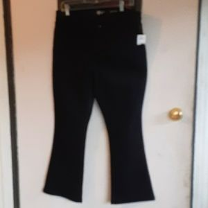 NWT Style & Co. Black Jean's  16PS